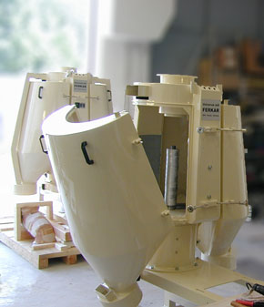 Two Ferkar mill machines type 31