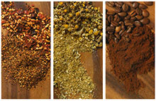 Ferkar ground herbal tea Cammomille and coffee
