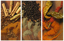 Ferkar ground Cinnamon & black pepper & peppers