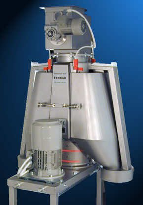 Ferkar Mill in stainless steel