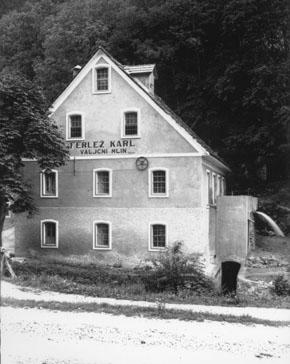 Ferlez Karl's old mill.